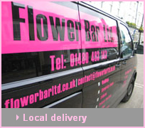 Our Flower Shop at 18a Bridge Street St Ives